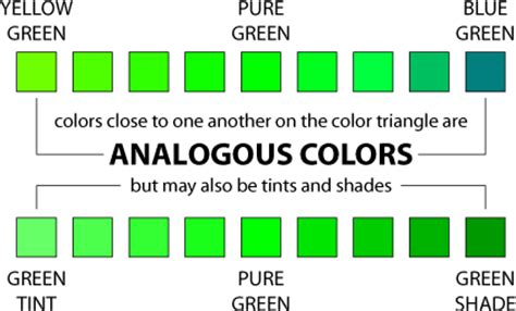 types of green color atpm 9 08 tips in design part 2 using color