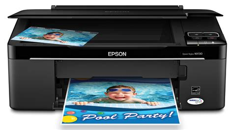 Printer Epson epson stylus nx130 inkjet printer ink cartridges island ink jet
