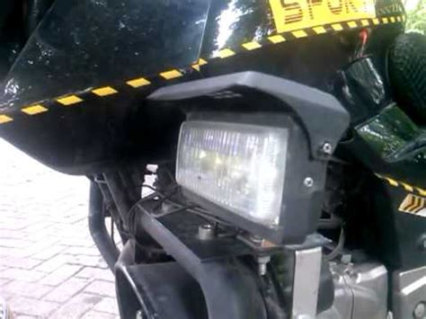 Lu Led Mobil Polisi lu strobo led grill mobil 7 mode federal signal