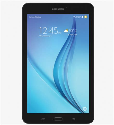 Samsung Gal Tab 3 Lite Wifi T11 samsung galaxy tab e 16 gb 8 quot 3g t mobile orbcomm