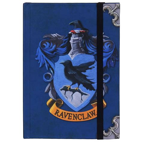 harry potter ravenclaw ruled notebook books harry potter ravenclaw notebook temptation gifts