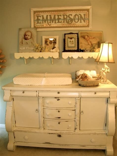 Vintage Chest Is Amazing Great Idea Instead Of A Vintage Changing Table