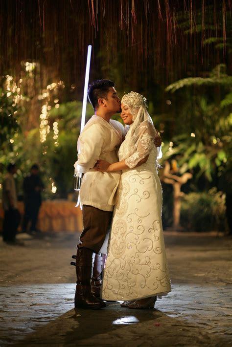 10 wars themed weddings