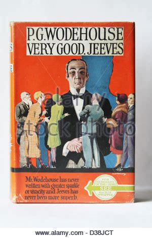 vintage book jeeves by pg wodehouse british comedy author