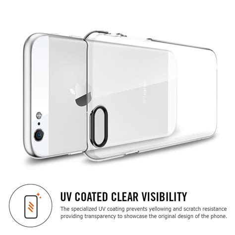 Original Spigen Thin Fit Iphone 7 Plus Clear spigen thin fit thin fit a iphone 6 iphone 6 plus iphone 6 screen protector guarantee