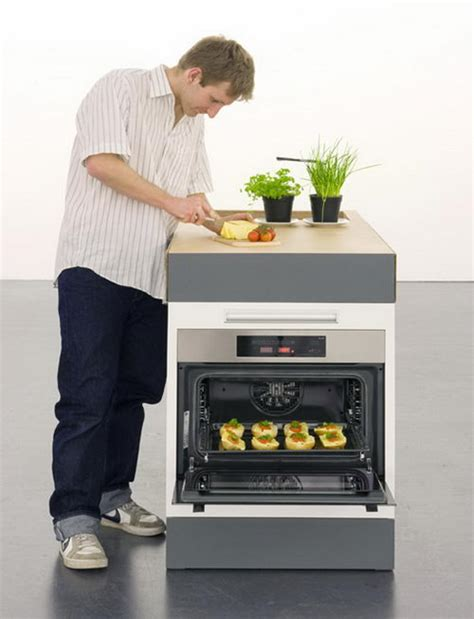small cookers for small kitchens innovative compact kitchen design for small apartment