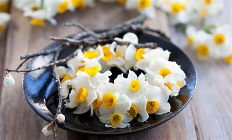 fiori in tavola tavola di pasqua 5 decorazioni con i fiori freschi leitv