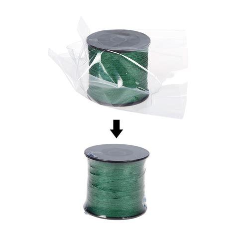 Shrink Wrap Bags Hair Dryer 250pcs clear heat shrink wrap bags for bath bomb gift
