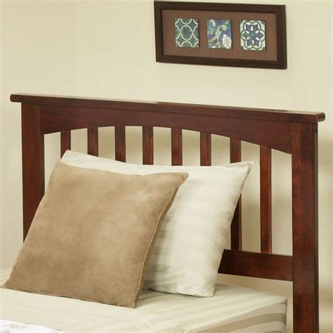 new twin full queen king size mission wooden headboard