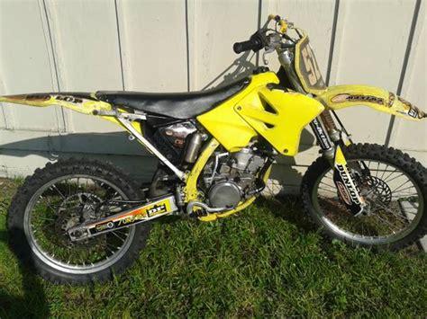 2002 Suzuki Rm 125 2002 Rm125 300 Suzuki 2 Stroke Thumpertalk