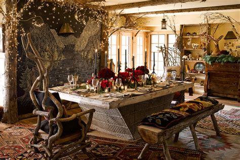 Kinderzimmer Weihnachtlich Gestalten by Celerie Kemble S Andirondack Treetops Home Via S Bazaar