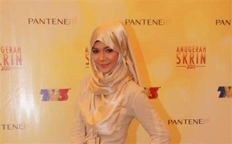 tutorial hijab gaya diana amir perihal wanita bertudung