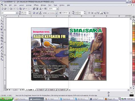 membuat majalah dengan coreldraw x6 zulbmohd seting majalah dengan corel draw blog sae