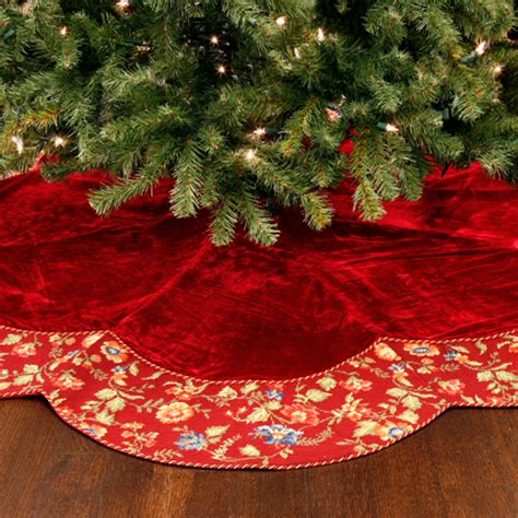 christmas tree skirt christmas crafts sewing patterns