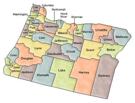 oregon map of counties benton county oregon registered offenders he didn t