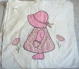 sunbonnet sue lots of free patterns fabric follies two