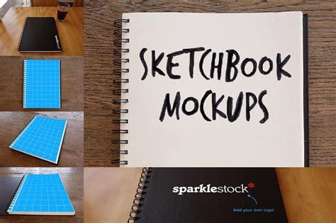 sketch book mockup free 24 best free realistic artist sketchbook mockup psd