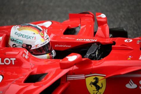 Candela Motorsport by F1 Una Candela Tradisce Vettel Quot Non Avevamo Potenza
