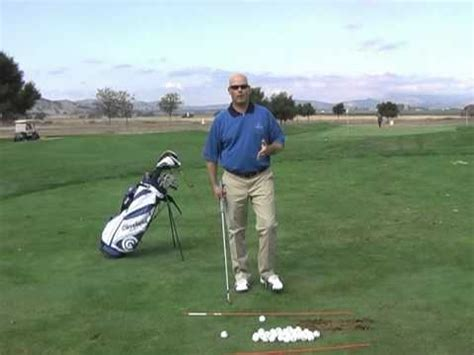 golf swing compression line of compression aimpoint influences perfect golf