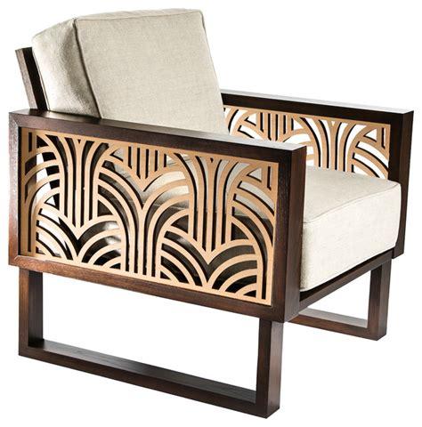 modern art deco furniture twist modern art deco lounge chair contemporary