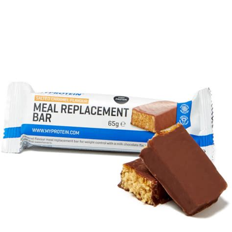 High Protein Meal Replacement Bars Myprotein Com