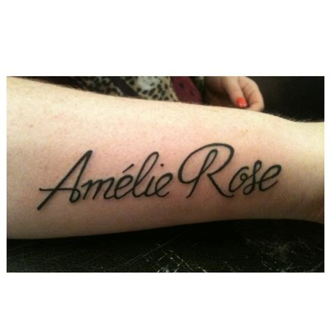 baby name tattoo 18 baby name tattoos
