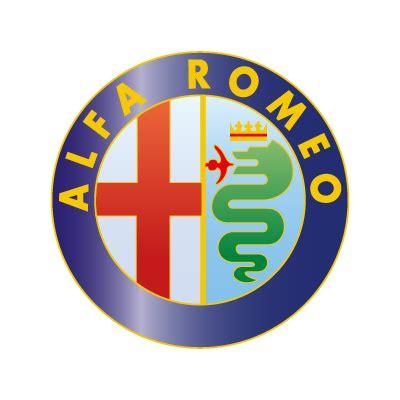 alfa romeo logo png alfa romeo black vector logo free