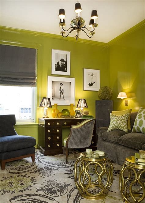 green paint colors for living rooms images