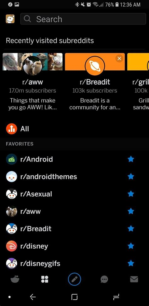 Android Without Reddit by Best Reddit Apps For Android Android Central