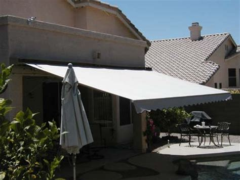 retractable awnings phoenix affordable retractable awnings sunbrella fabric phoenix