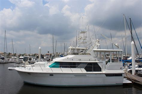 boat brokers kemah tx 1995 carver 440 aft cabin motor yacht power boat for sale