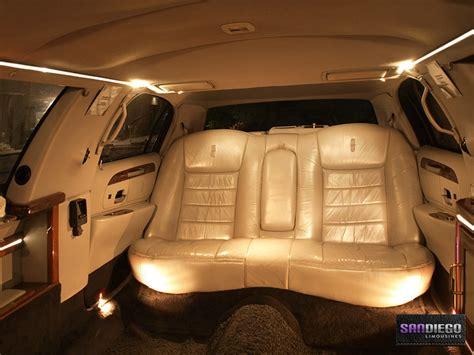 Custom Car Upholstery Toronto by San Diego Limousines Limousine Fleet