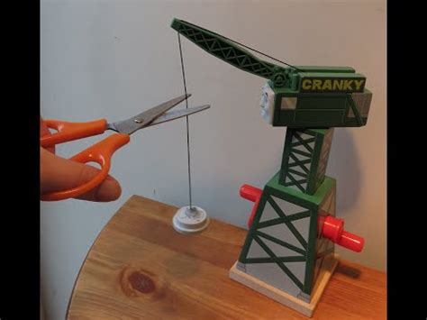 thomas and friends ! cranky the crane how to fix