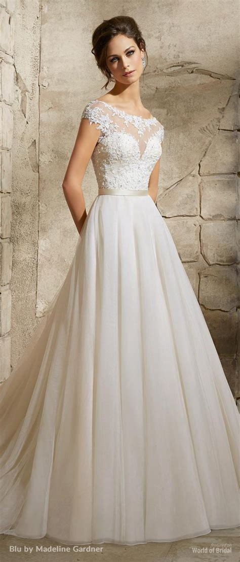 10 Most Gorgeous Brides by 20 Gorgeous Wedding Dresses For 2017 Brides Oh Best Day