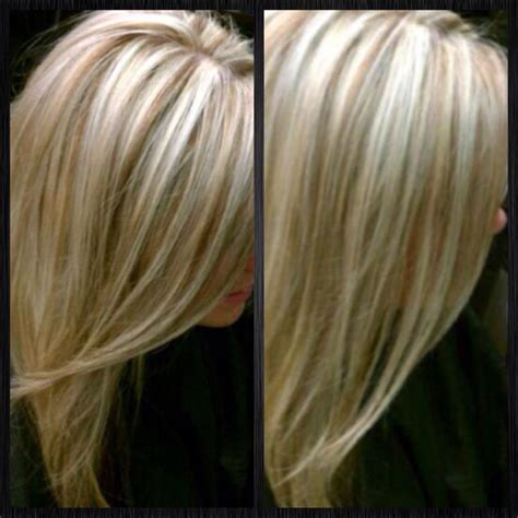 chunky blonde highlights for grey hair 298 best images about highlights lowlights on pinterest
