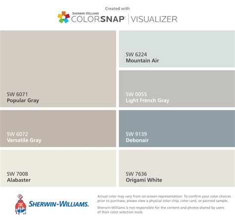 sherwin williams alabaster 17 best ideas about sherwin williams alabaster on