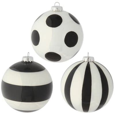 black and white polka dot ornaments 1000 images about on trees