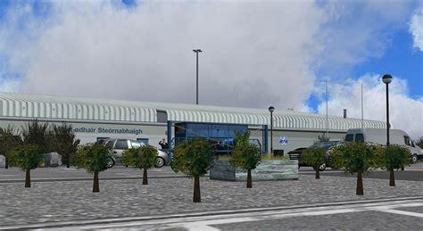 sim stornoway airport