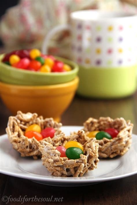 for easter easter nests s healthy baking