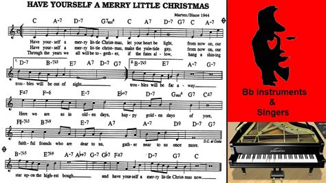 merry  christmas  bpm sing play  bb instruments youtube