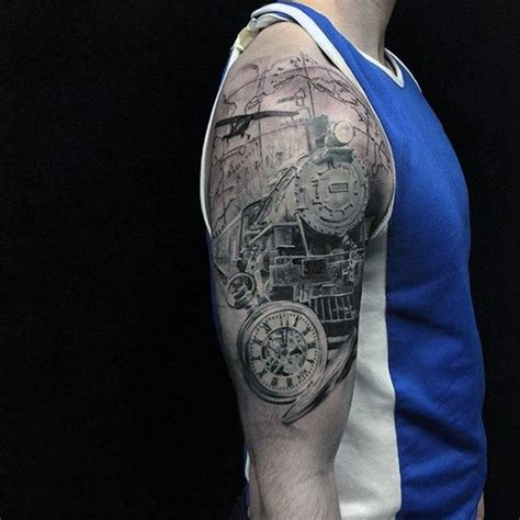 tattoo fixing london 100 pocket watch tattoo designs for men cool timepieces