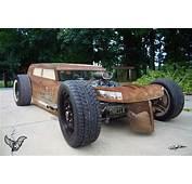 When Rust Is Cool 30 Insane Rat Rod Photos On MyCARiD