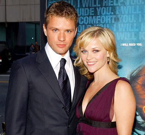Cheated On Reese With An Aussie by Reese Witherspoon Blames Phillippe Divorce For