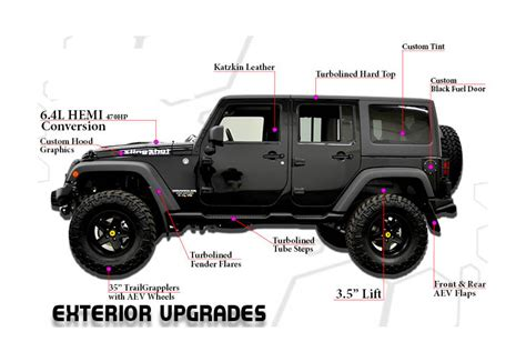 how to customize a jeep wrangler custom jeep wrangler customized lifted jeeps dave
