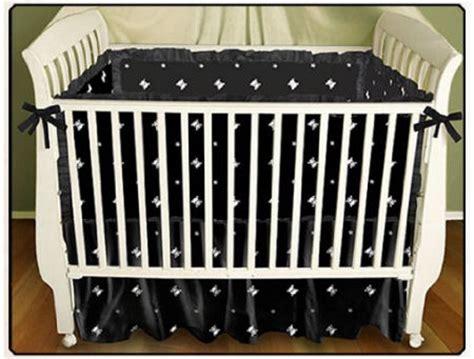 skull crib bedding gothic baby bedding and punk stuff for a goth baby nursery