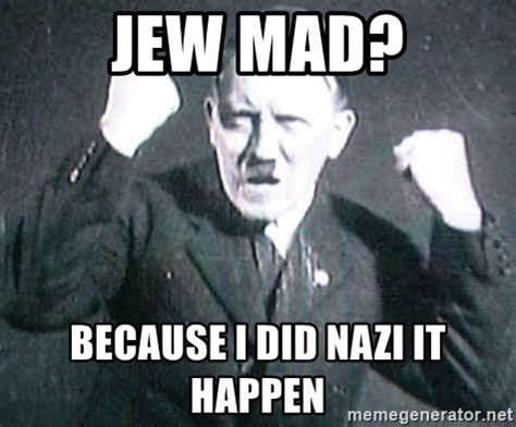 Jew Meme - hitler jew meme pictures to pin on pinterest pinsdaddy