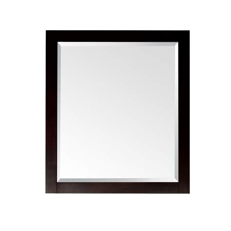 avanity 24 inch mirror in light espresso finish - 24 Inch Mirror