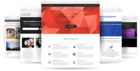 Thrive Themes Gallery | thrive themes vs genesis theme framework which should you
