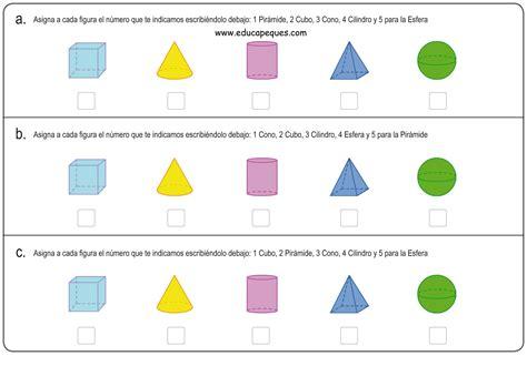 Imagenes Geometricas Tridimensionales | figuras geom 233 tricas tridimensionales 06
