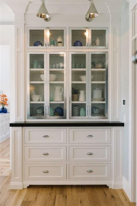 kitchen china cabinet hutch built in kitchen hutch ideas s